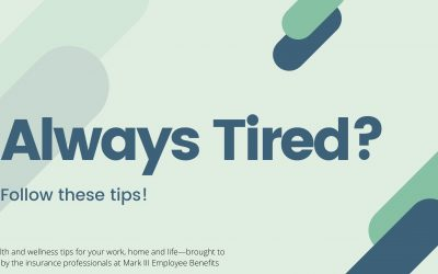 Always Tired?