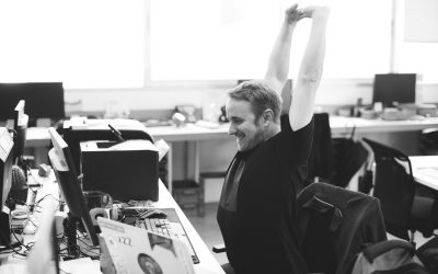 Live Well, Work Well – Office Stretches